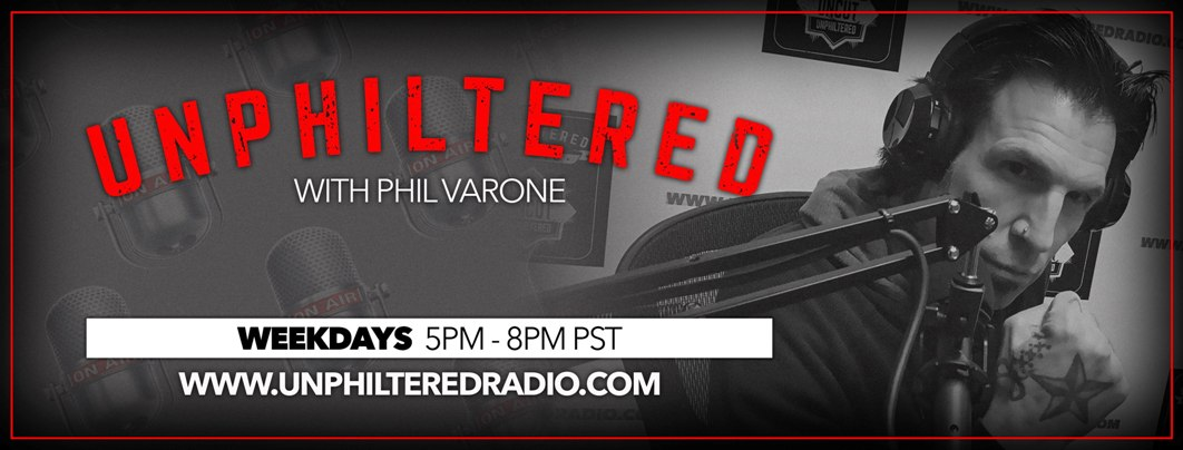 "Listen to ""Unphiltered Radio's show"" on Spreaker."