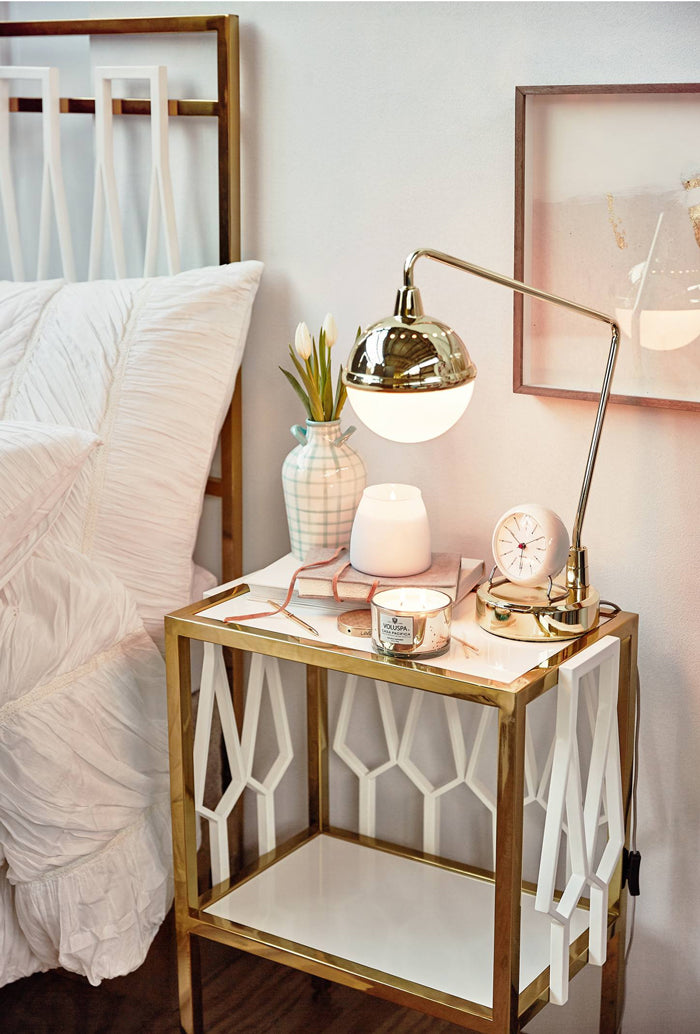 Anthropologie Anchored Orb Task Lamp