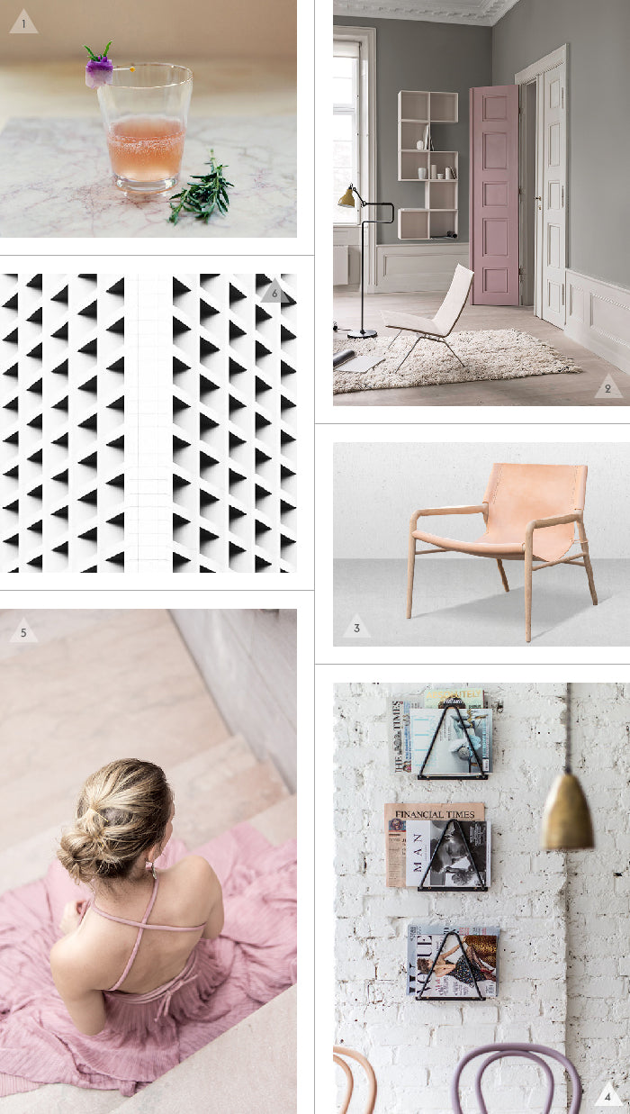 Savannah Hayes Friday Finds / Magazine Storage & Hello to Mauve