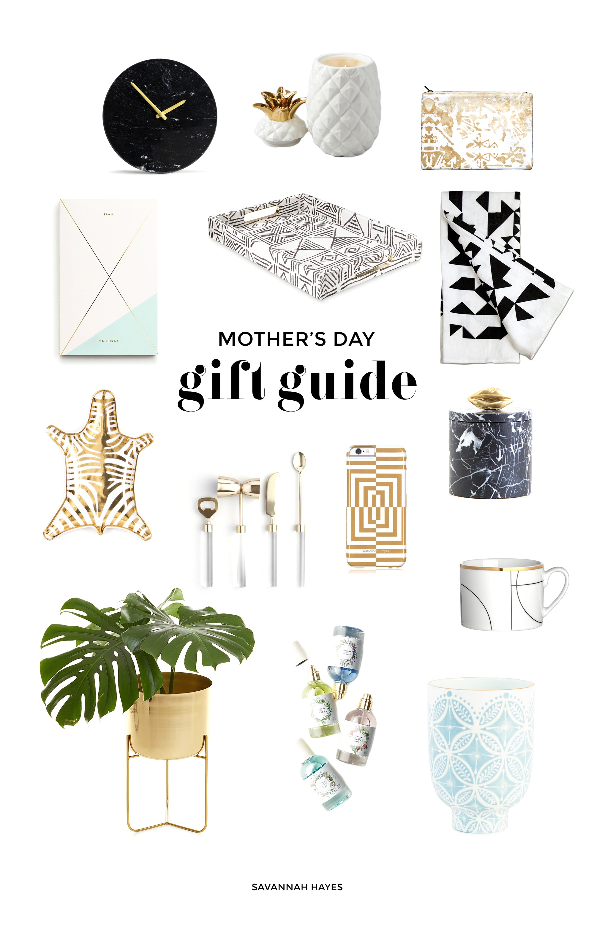 Savannah Hayes Mother's Day Gift Guide