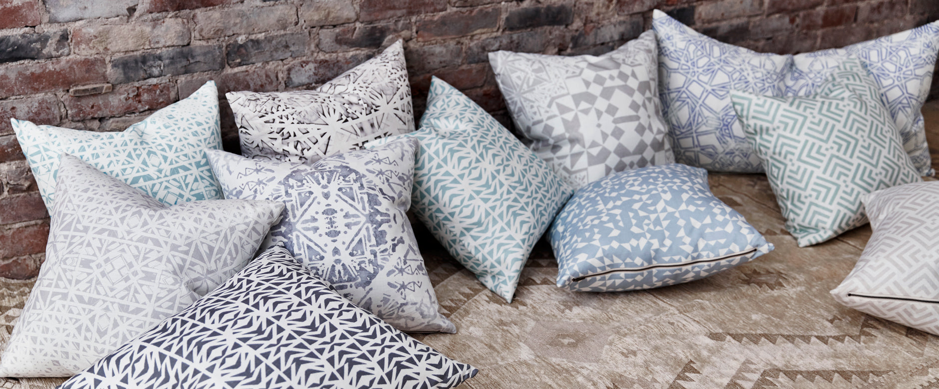 Savannah Hayes Pillow Collection