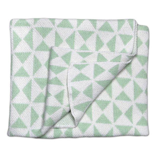 Cardiff Baby Blanket - Poire