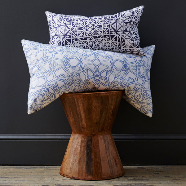 Savannah Hayes Antwerp Throw Pillow - Modern, Geometric Home Decor for the Living Room and Bedroom