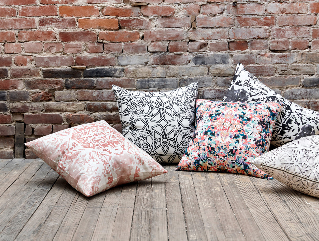 Savannah Hayes Vienna Fabric by the Yard - Modern Home Textiles for Windows and Upholstery