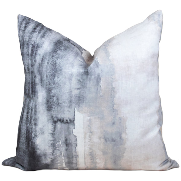 Savannah Hayes Bruges Throw Pillow - Modern, Geometric Home Decor for the Living Room and Bedroom