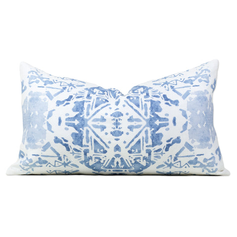 Savannah Hayes Ostrava Throw Pillow - Modern, Geometric Home Decor for the Living Room and Bedroom