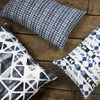 Savannah Hayes Seville Throw Pillow - Modern, Geometric Home Decor for the Living Room and Bedroom