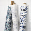 Savannah Hayes Corinth Fabric by the Yard - Modern Home Textiles for Windows and Upholstery
