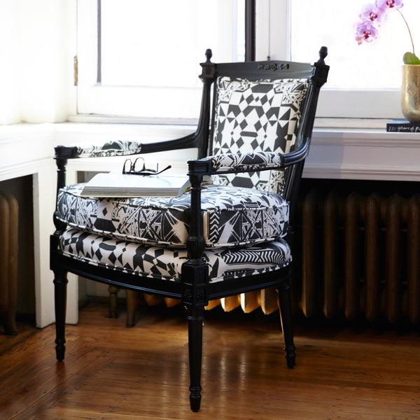Savannah Hayes Dubrovnik Fabric by the Yard - Modern Home Textiles for Windows and Upholstery