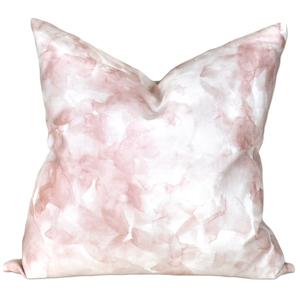Casablanca Pillow - Blush