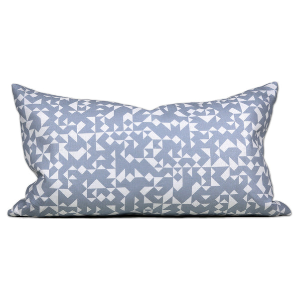 Savannah Hayes Izmir Throw Pillow - Modern, Geometric Home Decor for the Living Room and Bedroom