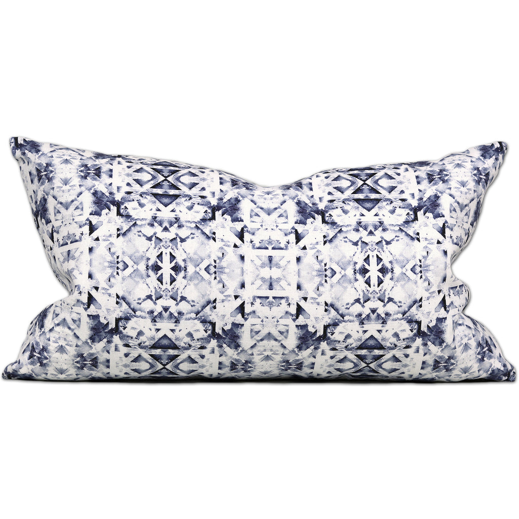 Savannah Hayes Palermo Throw Pillow - Modern, Geometric Home Decor for the Living Room and Bedroom