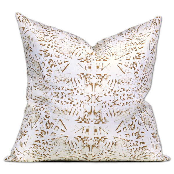 Savannah Hayes Tartu Throw Pillow - Modern, Geometric Home Decor for the Living Room and Bedroom