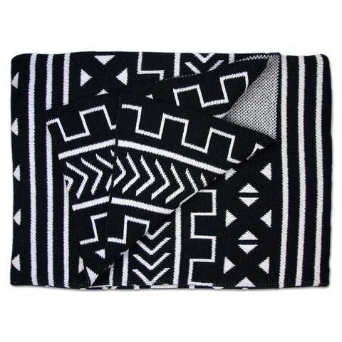 Mali Throw Blanket