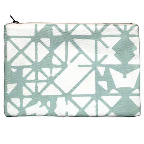 Savannah Hayes Bodrum Zip Pouch - Makeup Bag & Travel Organizer