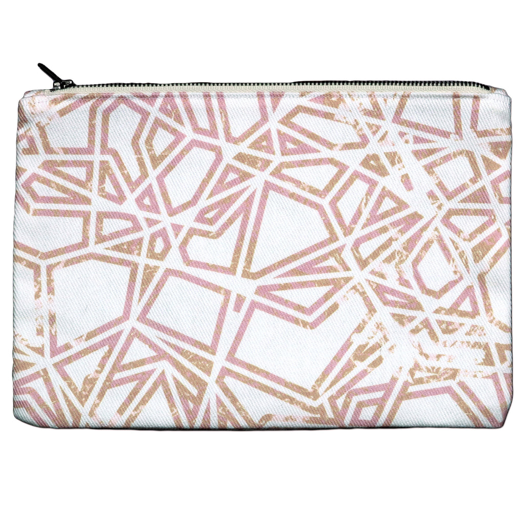 Savannah Hayes Bucharest Zip Pouch - Makeup Bag & Travel Organizer