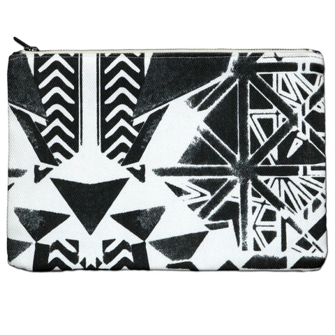 Savannah Hayes Dubrovnik Zip Pouch - Makeup Bag & Travel Organizer