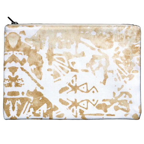 Savannah Hayes Ostrava Zip Pouch - Makeup Bag & Travel Organizer