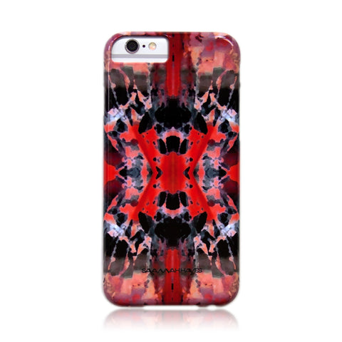 Savannah Hayes La Spreta Phone Case
