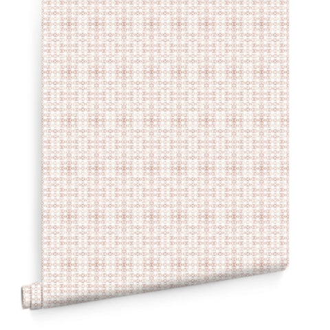 Seville Wallpaper - Blush