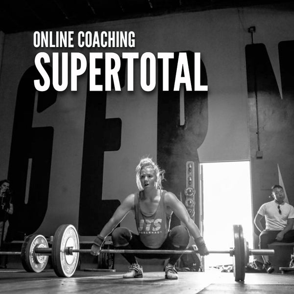 SUPERTOTAL ONLINE COACHING