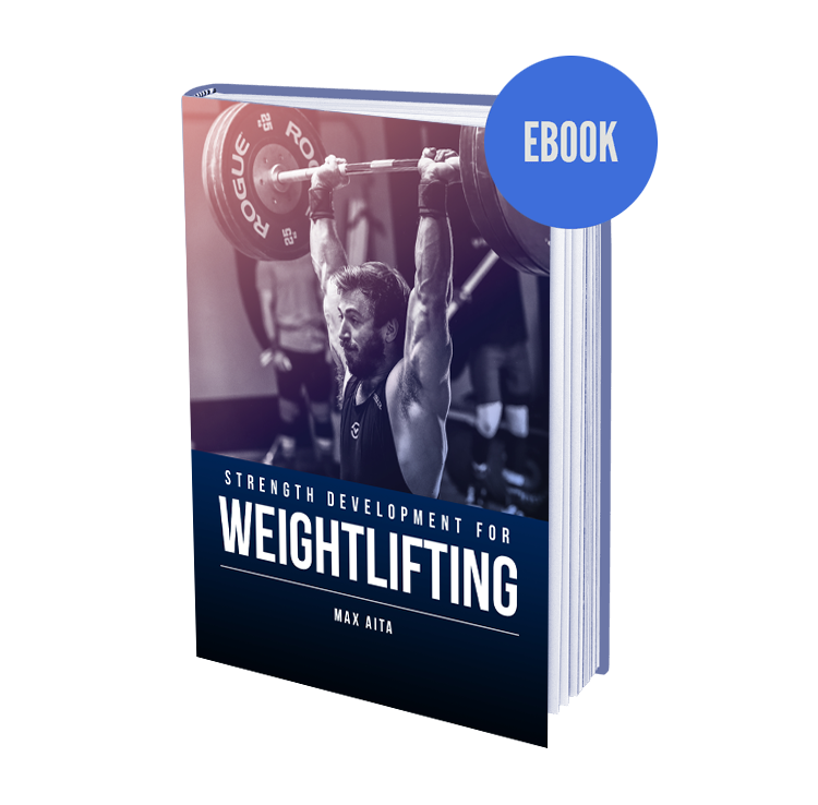 Strength Development for Weightlifting