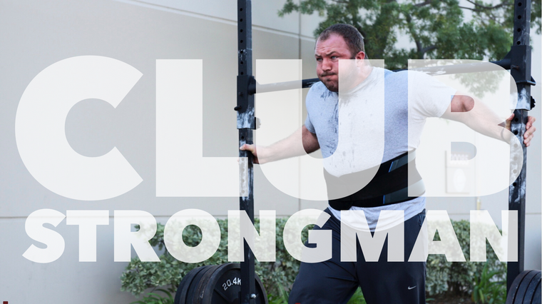 CLUB STRONGMAN