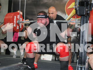 1-on-1 POWERLIFTING