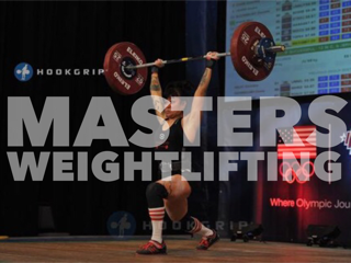 MASTERS WEIGHTLIFTING