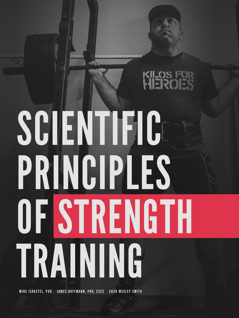 Scientific Principles of Strength Training