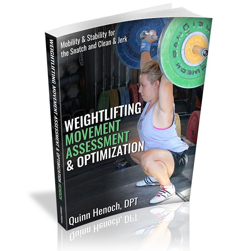 Weightlifting Movement: Assessment and Optimization