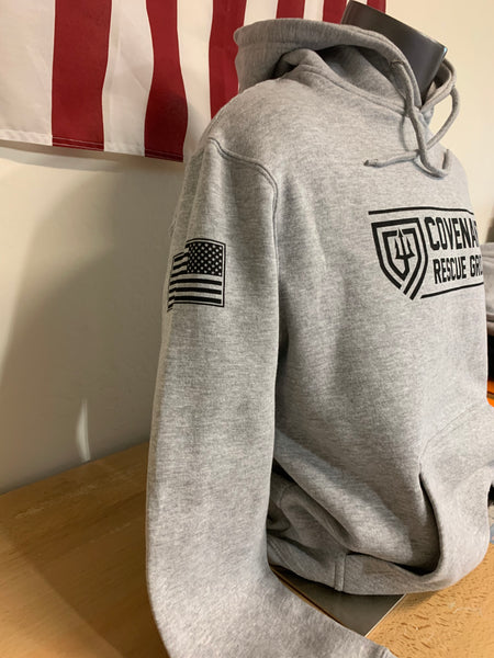 Covenant Hoodie (Covenant Rescue Group)