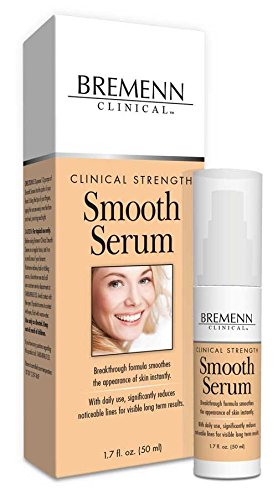 Bremenn Clinical Smooth Serum, 1.7 Ounce
