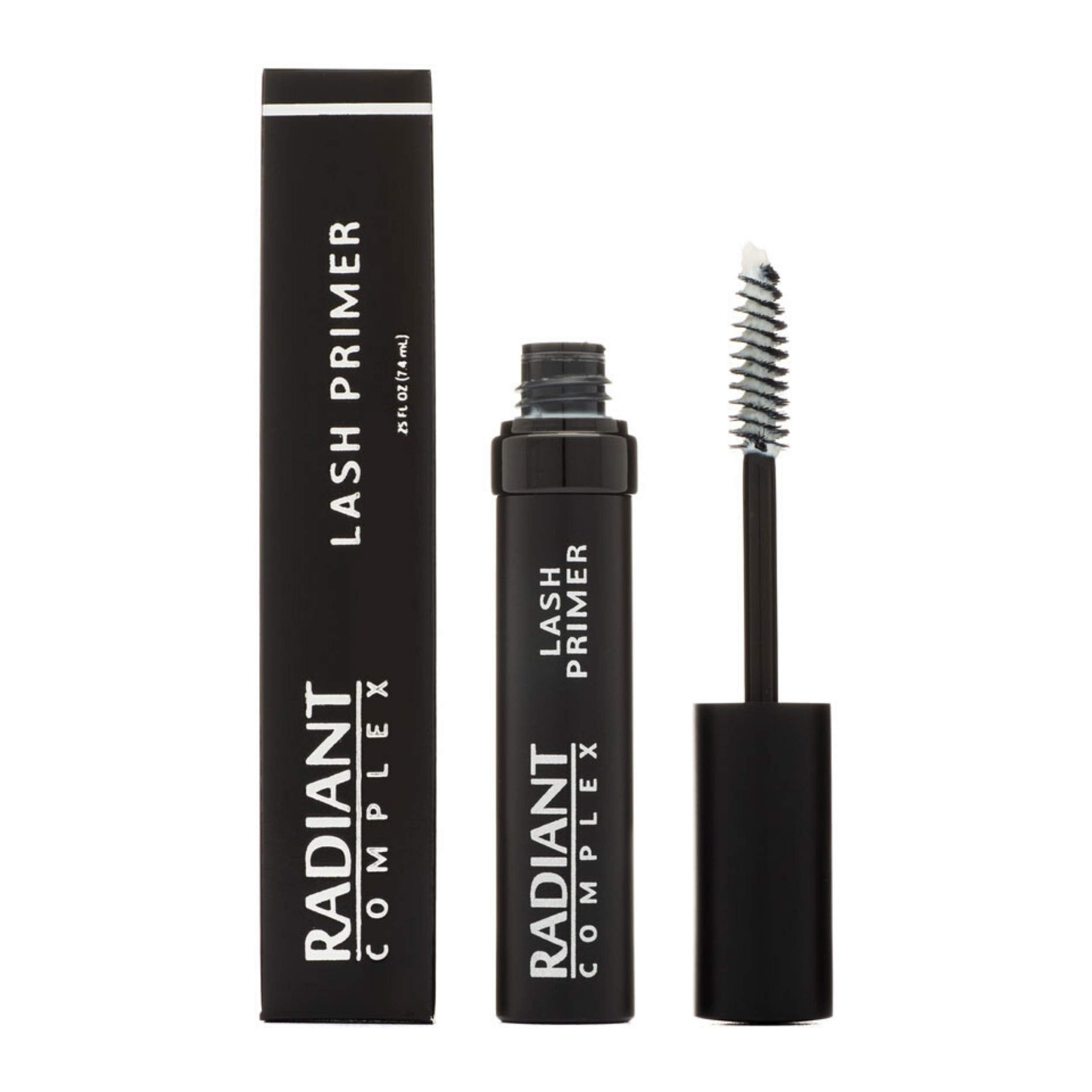 Best Eyelash Primer and Conditioner: Radiant Complex Volume Enhancing Eye Lash Primer Conditions, Enhances Volume and Lengthens Eyelashes - A Perfect, Voluminous Mascara Base, Lash Boosting Serum