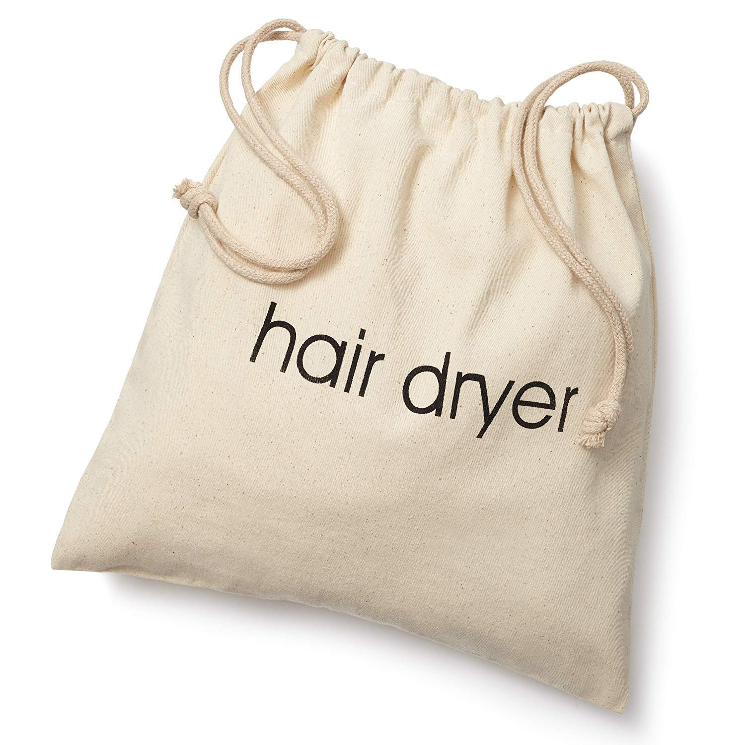 "Hair Dryer Bags by Radiant Complex: Perfect for travel, and safe storage of any hair dryer, curling iron, straightener, brush or makeup bag. Convenient 12.25"" x 13.25"" size fits any hair accessory."
