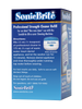 3 Pack - SonicBrite Professional Strength Dental Appliance Cleaning Powder 7 oz | Retainer, Aligner, Mouth Guard & Denture Cleaner eliminates stains, odor causing bacteria and full, or partial buildup