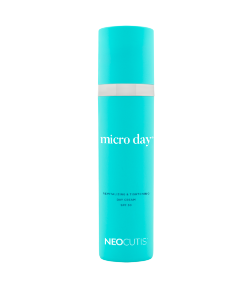 NEOCUTIS Micro Day | Daytime Rejuvenating Lotion | 1.69 Oz | Provides 4 benefits in one | Skin revitalization , Anti-oxidant care , Broad spectrum UVA and UVB protection and lasting hydration | New Look