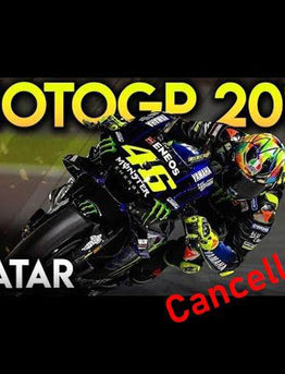 MotoGP race Cancelled in Qatar and Thailand