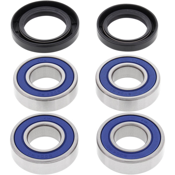 WHEEL BEARING & SEAL KIT FRONT HONDA - Alhawee Motors