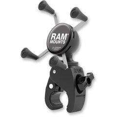 RAM HANDLEBAR RAIL MOUNT FOR LARGE DEVICES PLASTIC BLACK