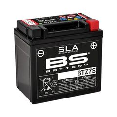 BS BATTERY BTZ7S SLA 12V 130 A