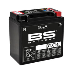 BS BATTERY BTX14L SLA 12V 200 A Sportser