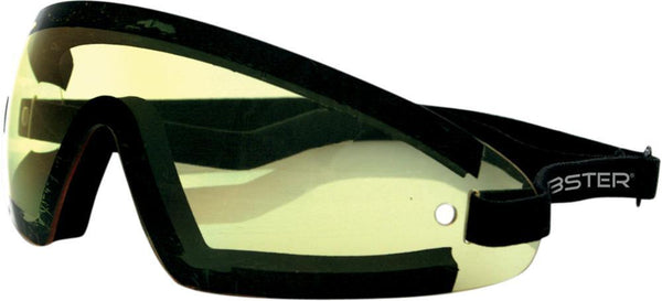 BOBSTER - WRAP GOGGLE YELLOW