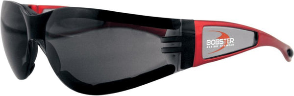 BOBSTER - SUNGLASS SHIELD II RED/SM