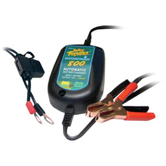 BATTERY TENDER BATTERY CHARGER 800 12V 0.8A WATERPROOF BLACK
