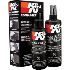 K & N - AIR FILTER CARE KIT