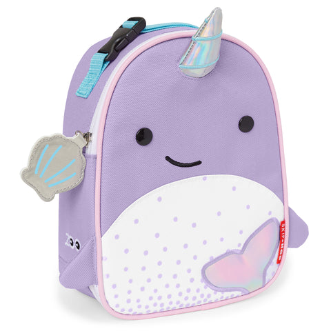 Lunchie Insulated Lunch Bag Narwhal