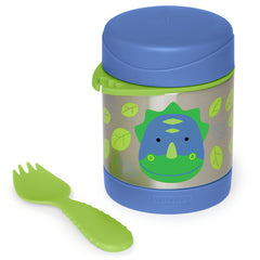 Zoo Insulated Food Jar Dino