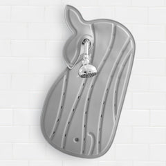 Moby Bath Mat - Grey