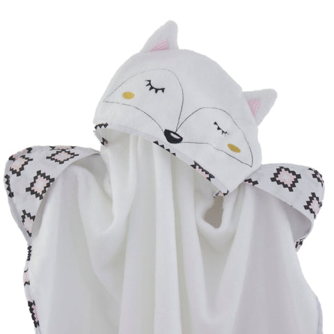 Miss Fox Bath Towel